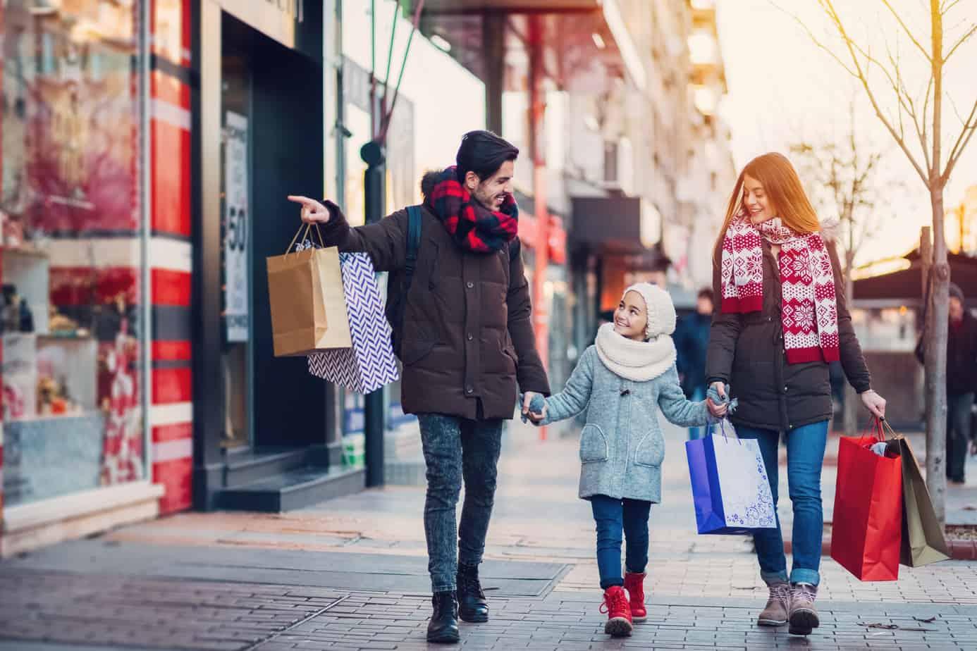 Holiday Shopping 2020