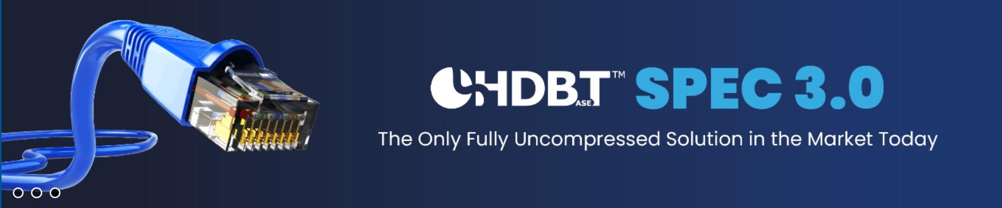 HDBaseT HDBaseT SPEC 3.0