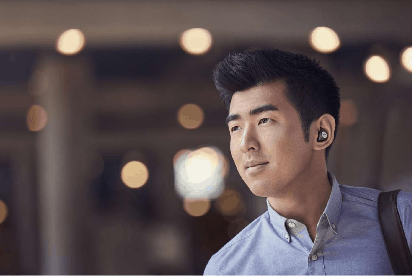 Jabra 85t earbuds