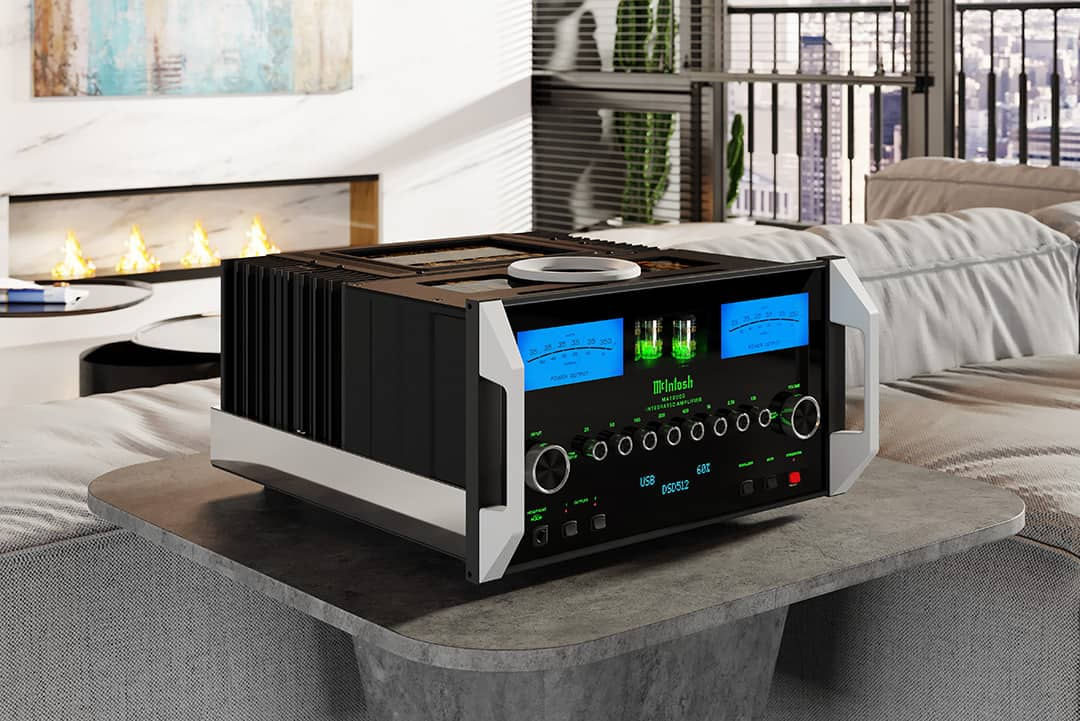 McIntosh MA12000 Lifestyle