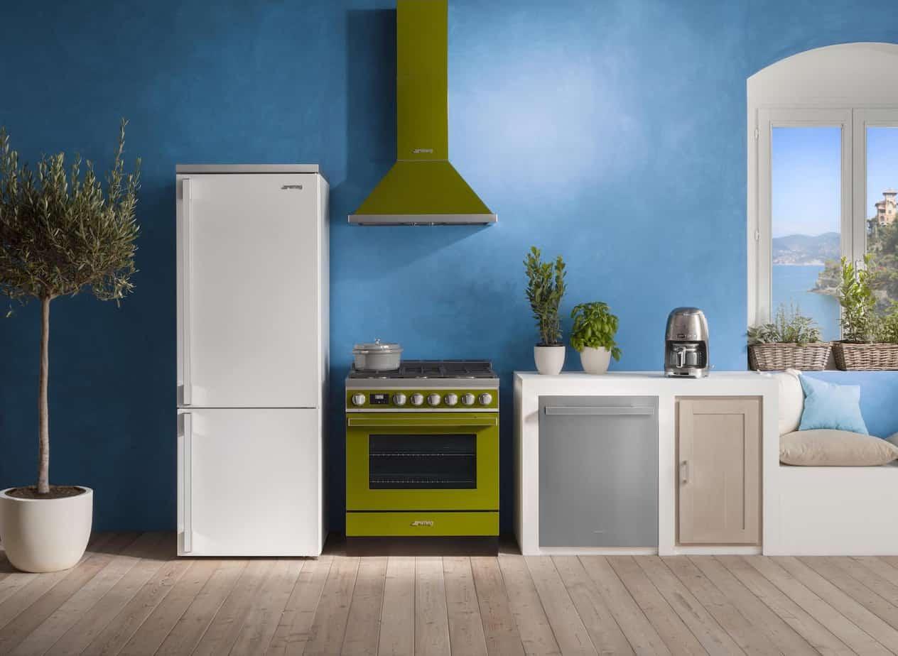 SMEG Portofino refrigerator