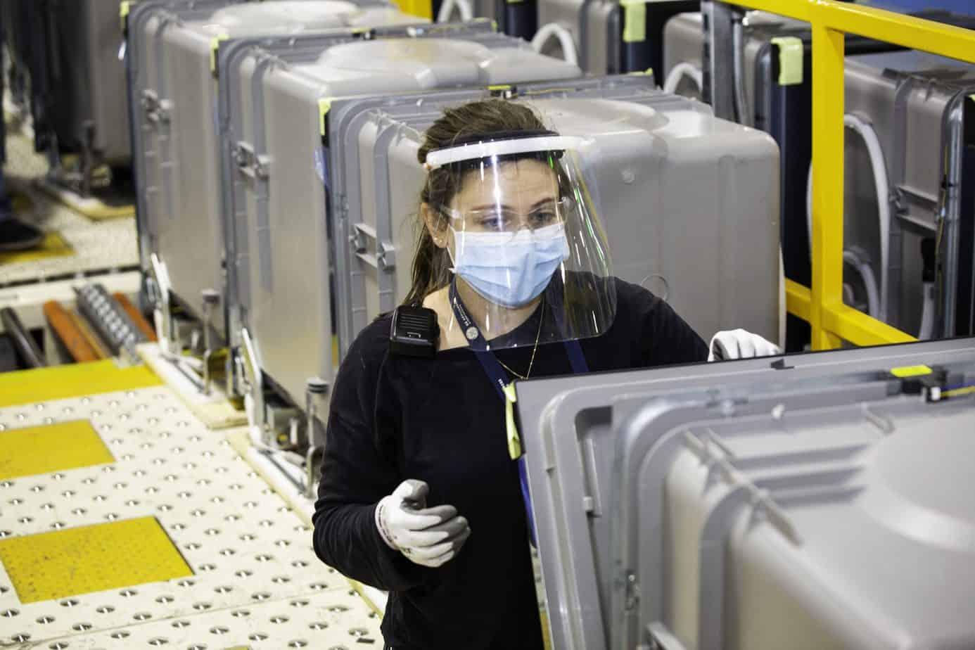 New GE Dishwasher Line