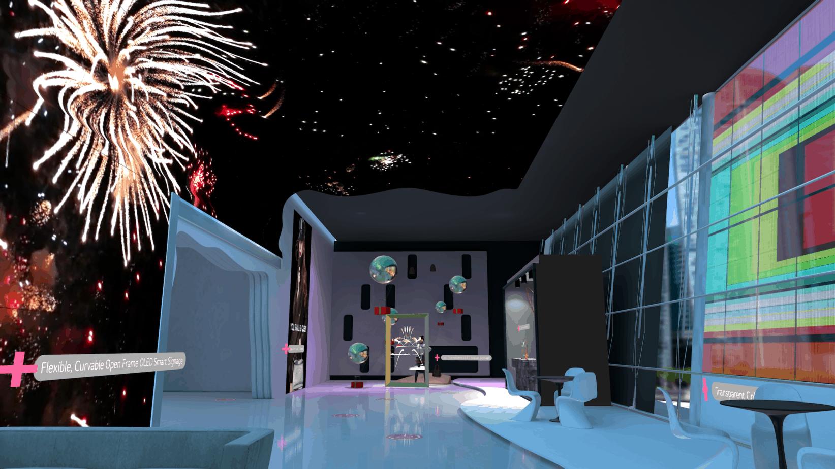 LG DigiTour 3D Showroom