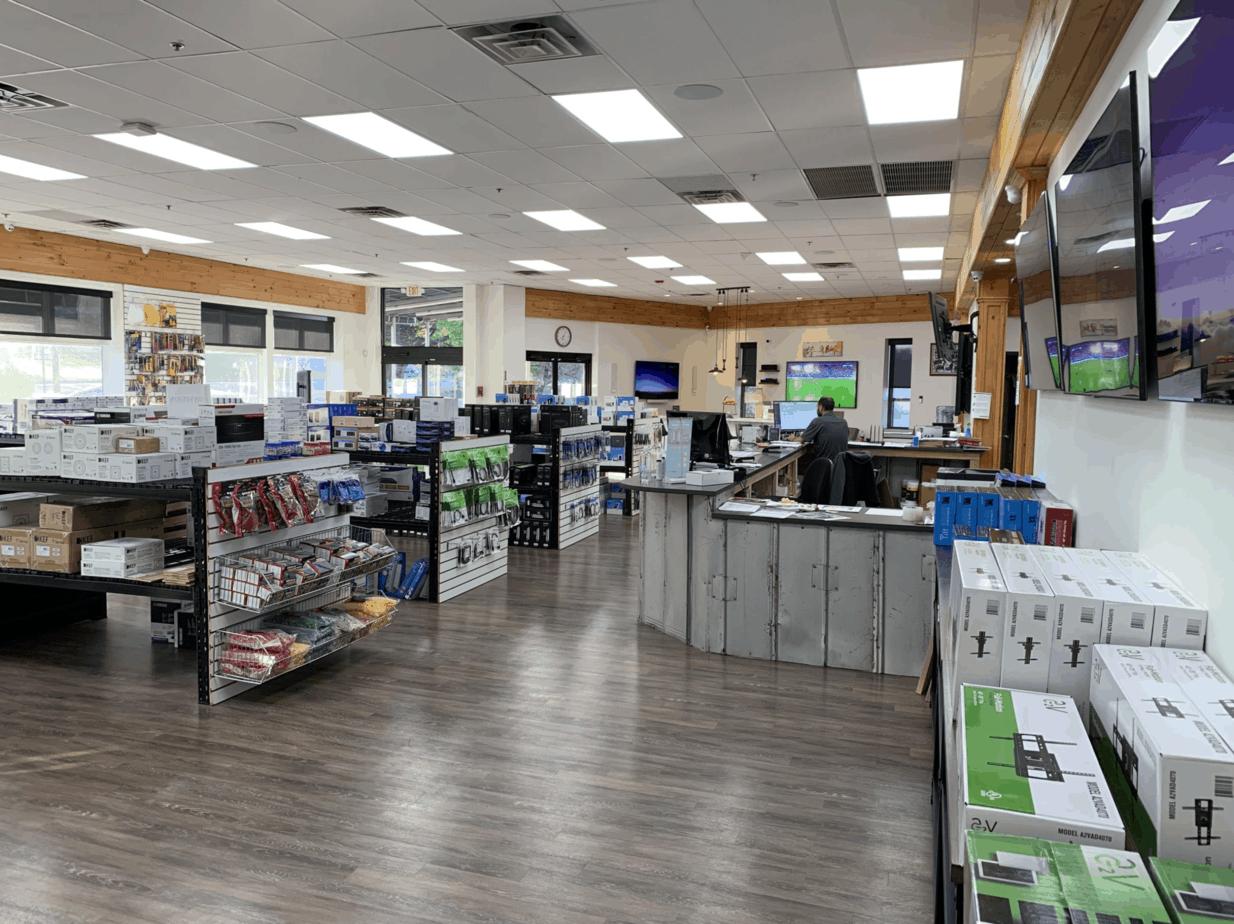 PowerHouse_member Ui Supplies facility in Ramsey NJ