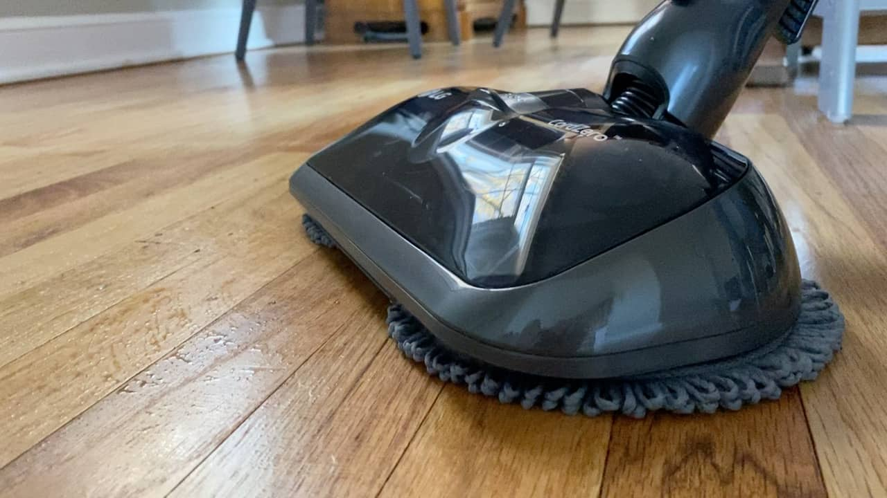 LG CordZero A9 Kompressor Stick Vacuum with Power Mop Review