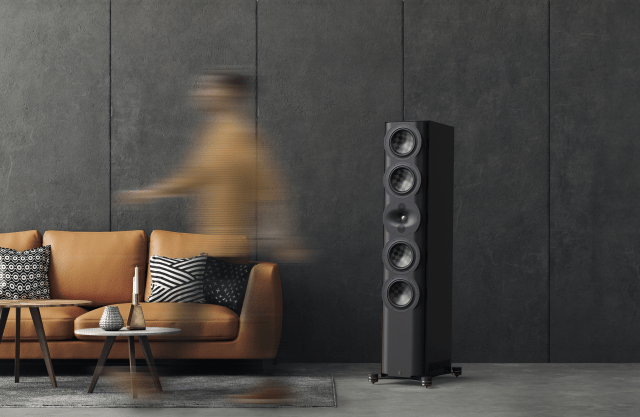 PerListen Audio debuted THX Certified Dominus technology at CES 2021 with its the flagship tower speaker, the S7t.