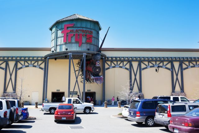 Frys Electronics Goes Out of Business