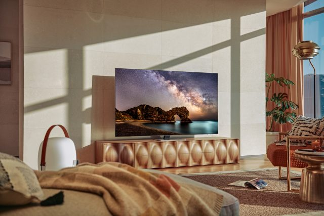 Samsung Outdoor Smart TVs