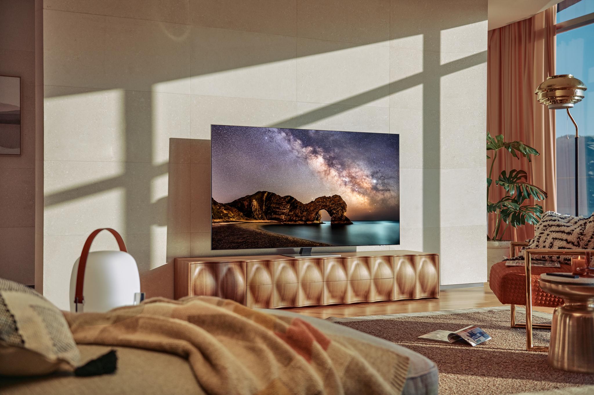 Samsung Outdoor Smart TVs