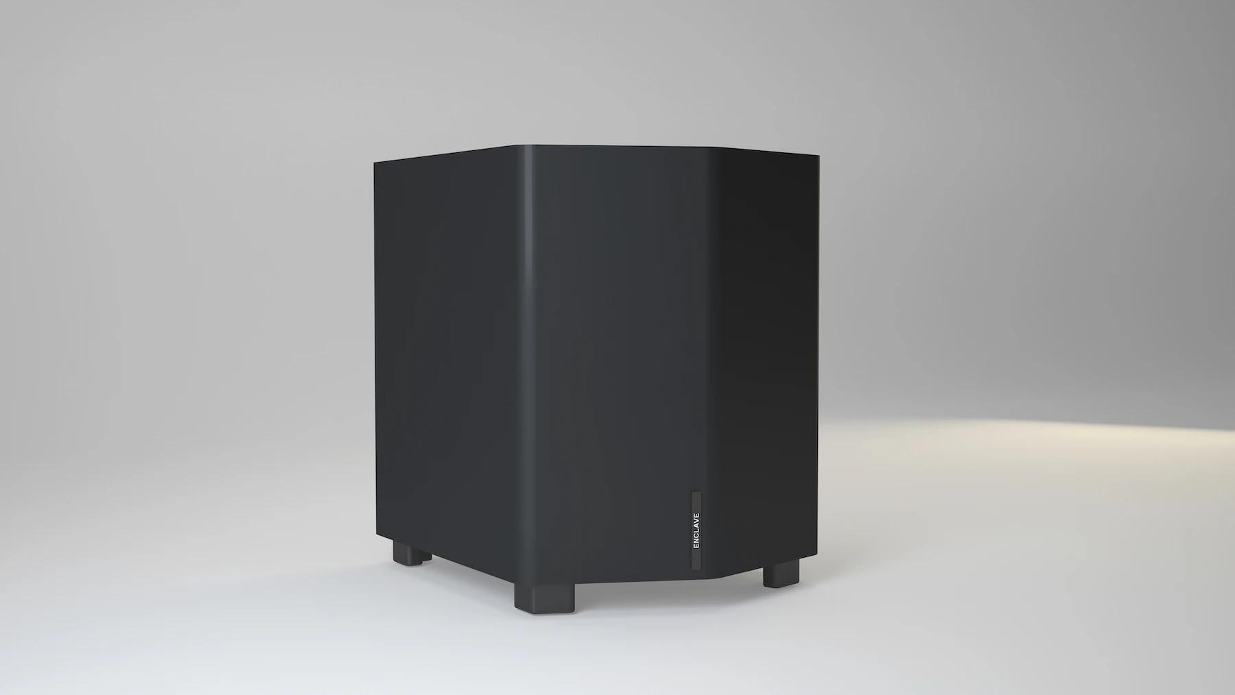 "Enclave Audio 8"" CineHome II Add-on Subwoofer (EA-200-SUB-US)"