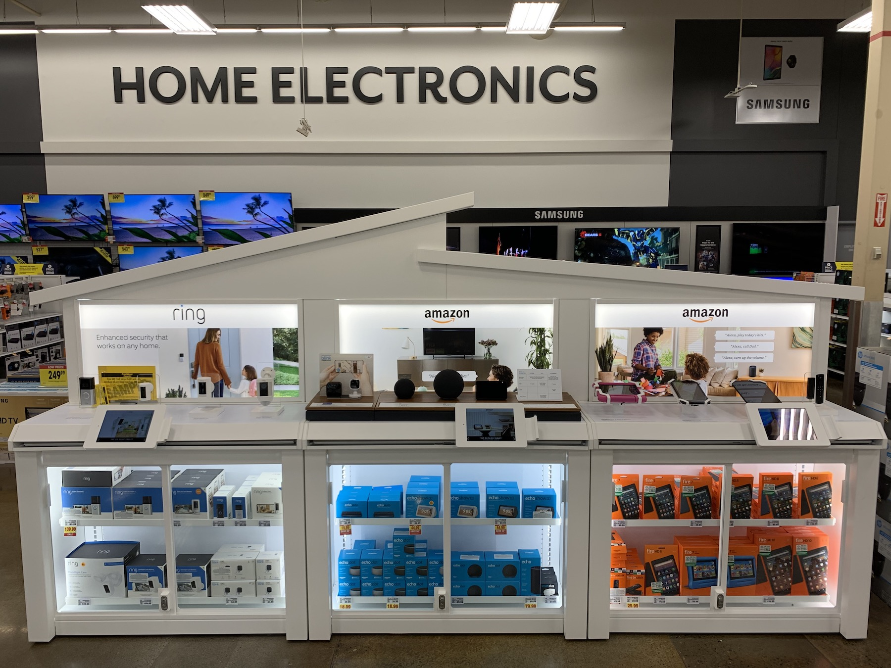 OnQ has updated the home electronics departments in 11 more Fred Meyer stores across the Pacific Northwest, with plans to update another six locations by the end of 2021.