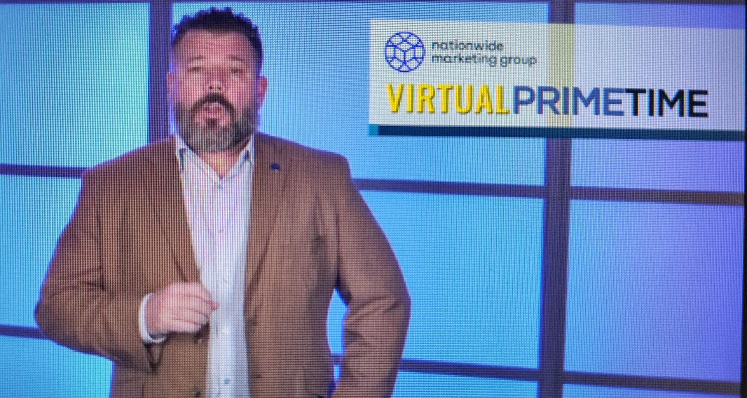 Nationwide President Tom Hickman Virtual PrimeTime Speech