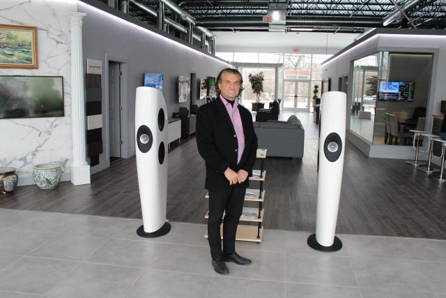 Leon Temiz, CEO of Electronics Expo