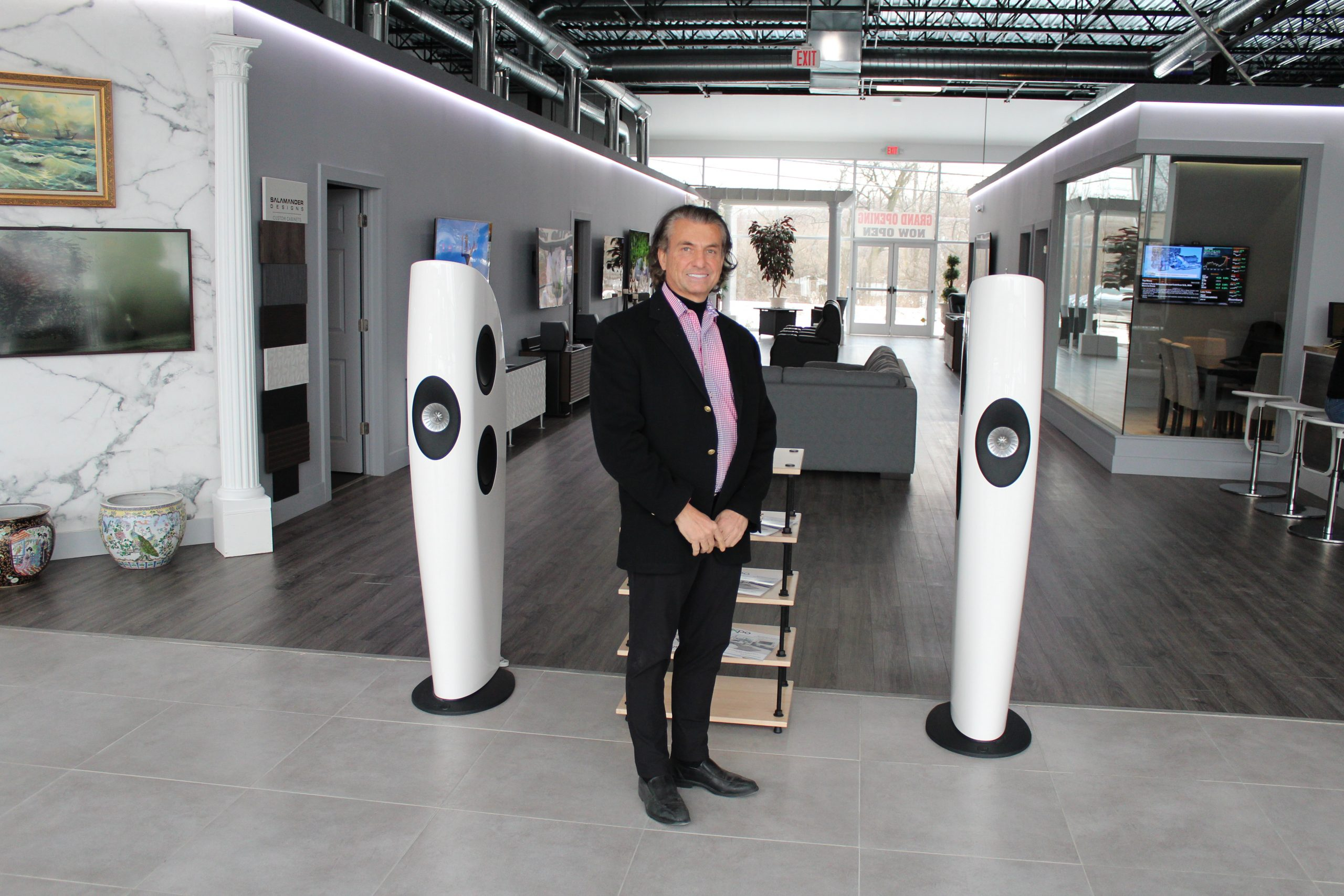 Leon Temiz, CEO of Electronics Expo