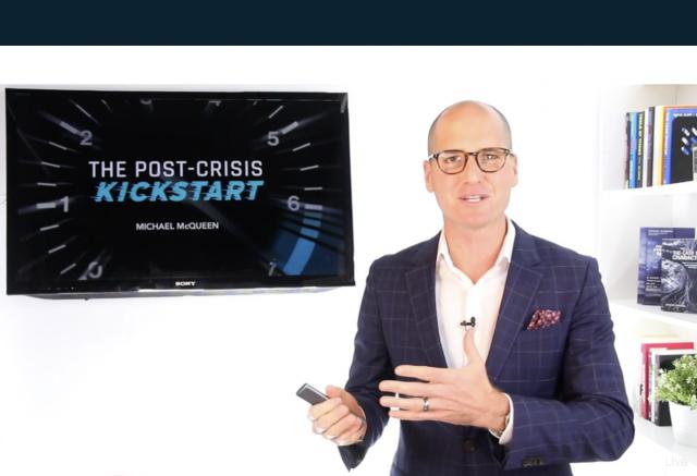 Nationwide PrimeTime McQueen Post-Crisis Kickstart