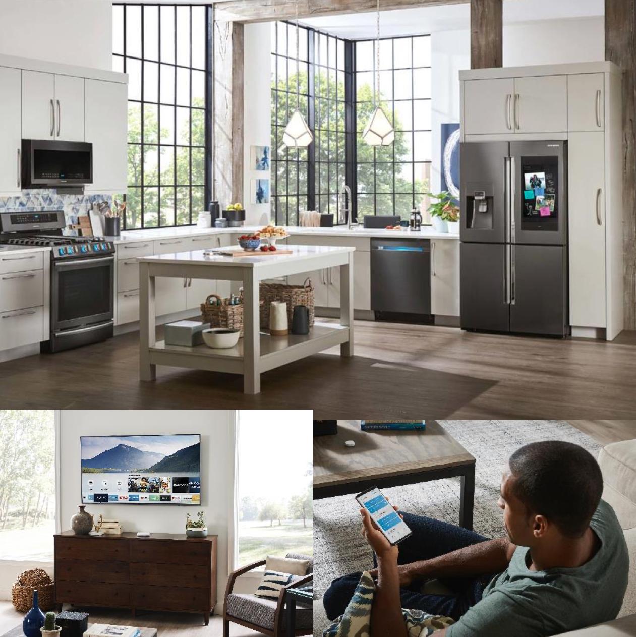 Samsung Smart Luxury Beauty Appliances at Virtual PrimeTime