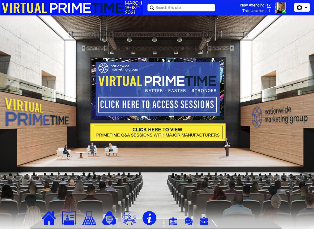 Nationwide Marketing Group Virtual PrimeTime