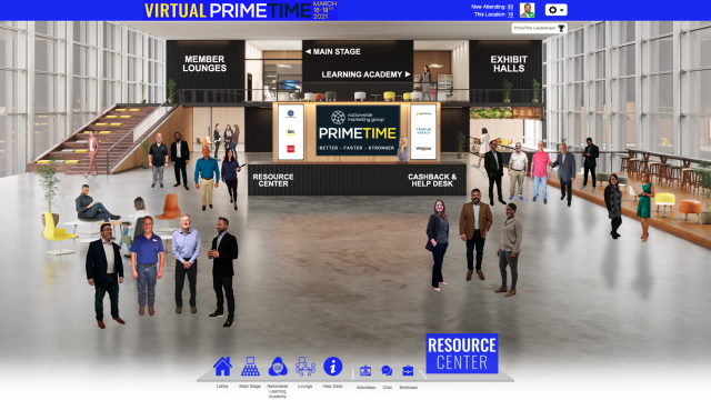 Nationwide Marketing Group Virtual PrimeTime