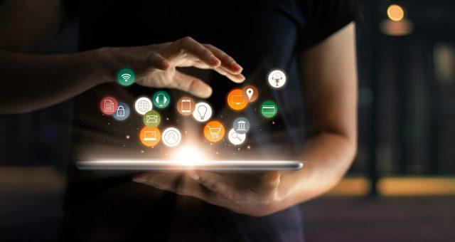 Geo-conquesting mobile marketing