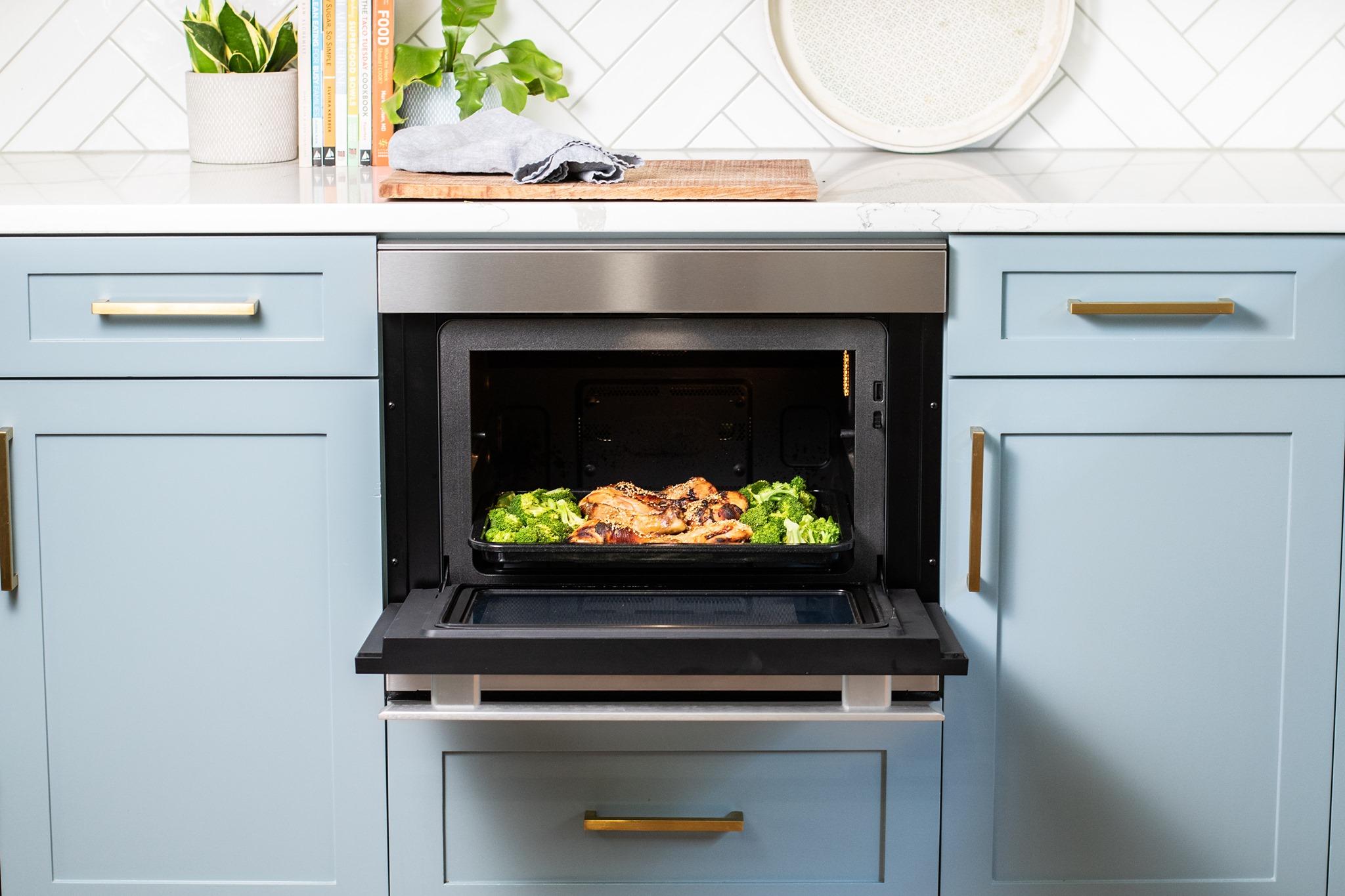 Sharp Appliances Multifunctionality