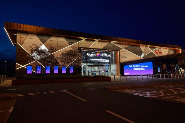 Currys PC World and Carphone Warehouse Edinburgh Kinnaird