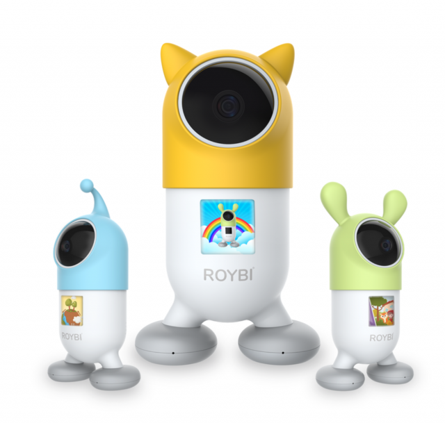Petra Industries adds ROYBI , children's learning robot, to line-up.