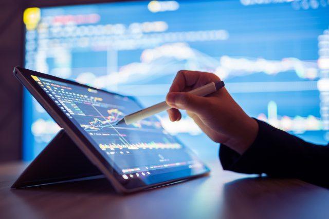 Financial Services Consumer Electronics