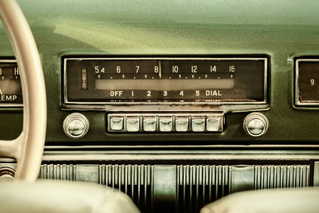 Trading in car stereo