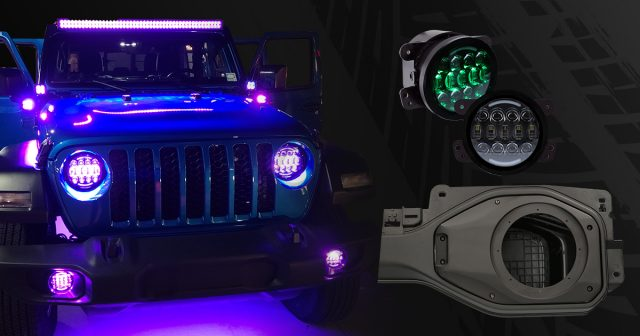 Metra Jeep Accessories