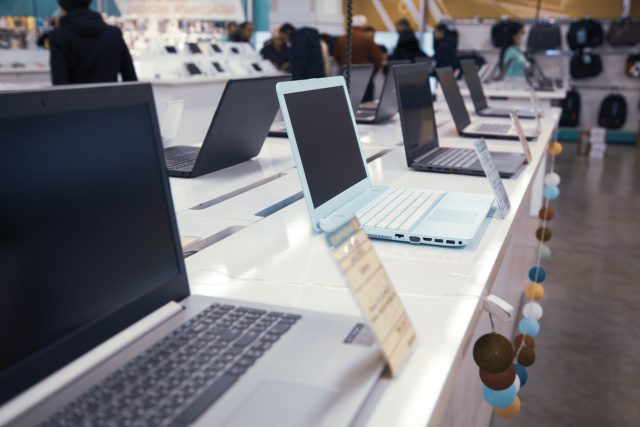 PC sales up 43% YoY in 2020 in Europe