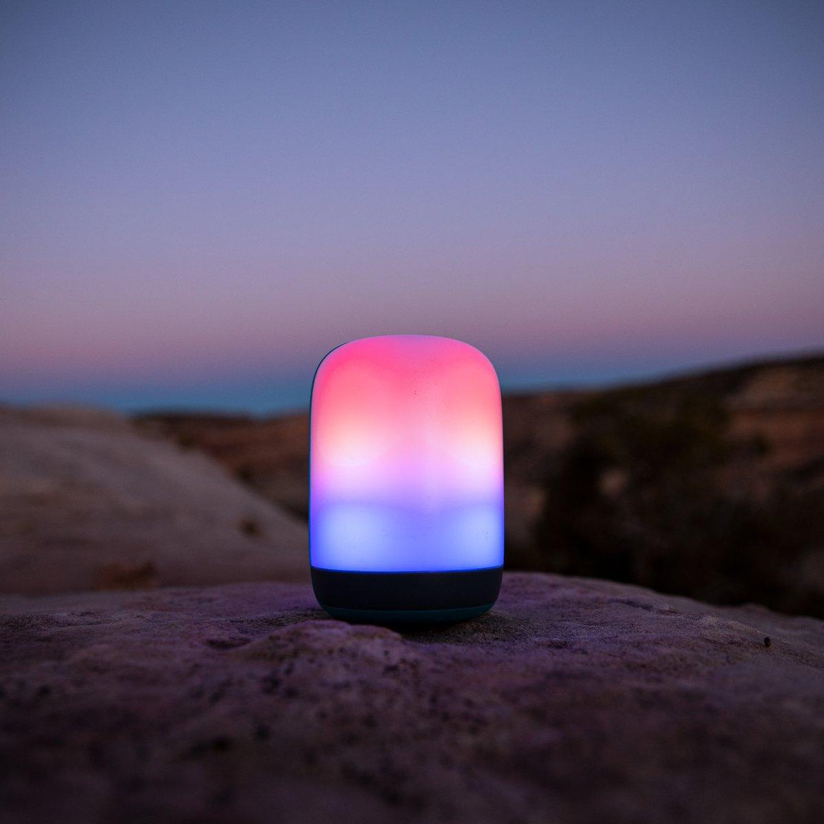 BioLite AlpenGlow camp lantern
