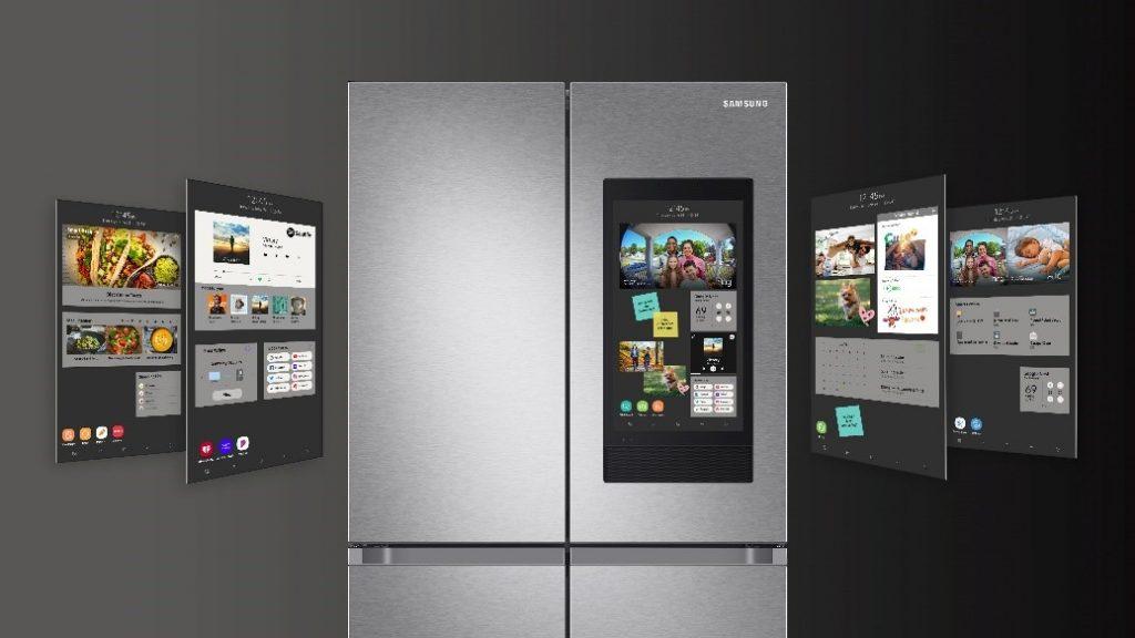 Family Hub Smart Refrigerator