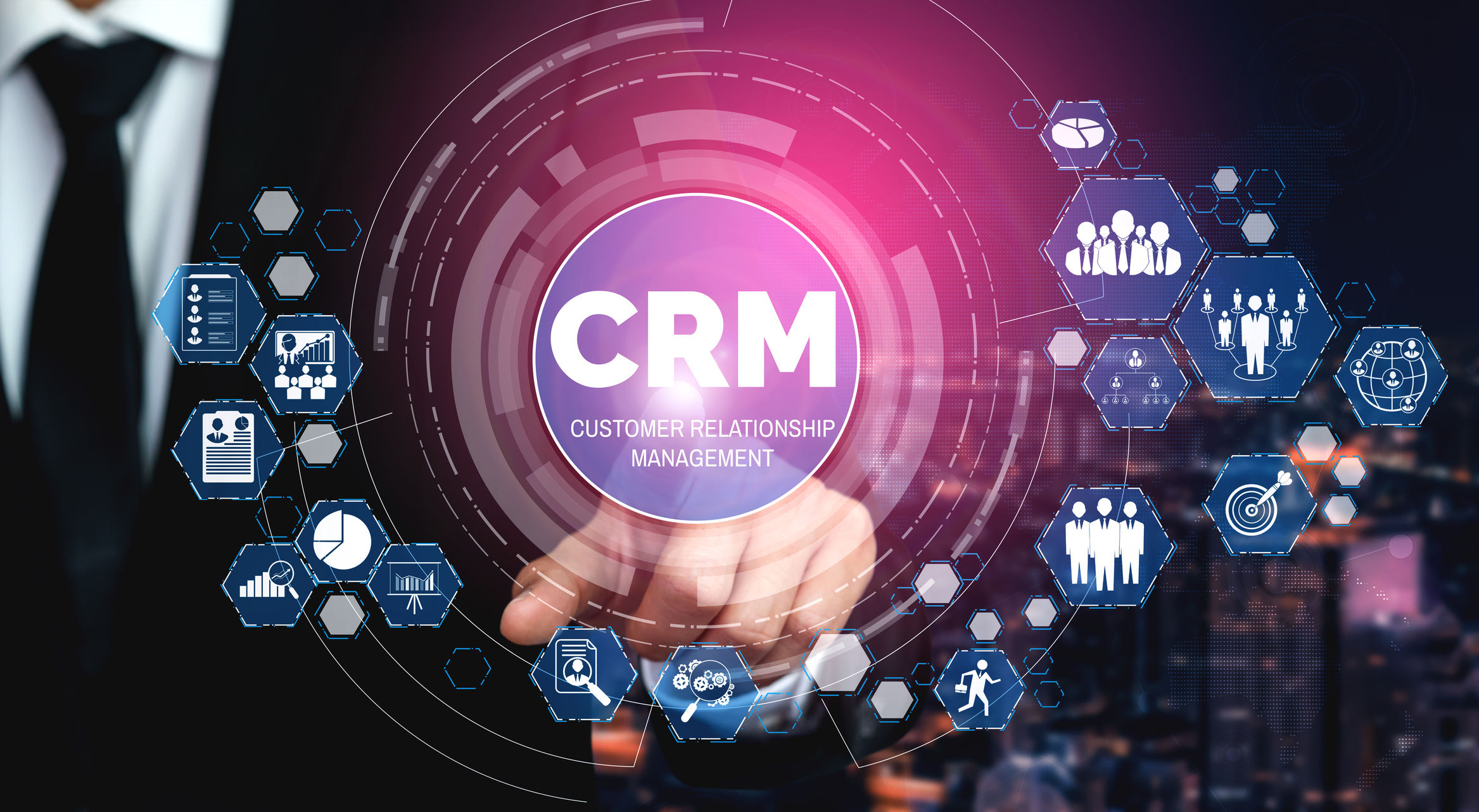 CRM Customer Relationship Management for small businesses