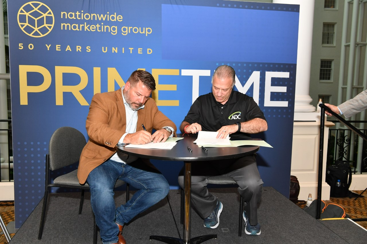 ADC and Nationwide sign partnership