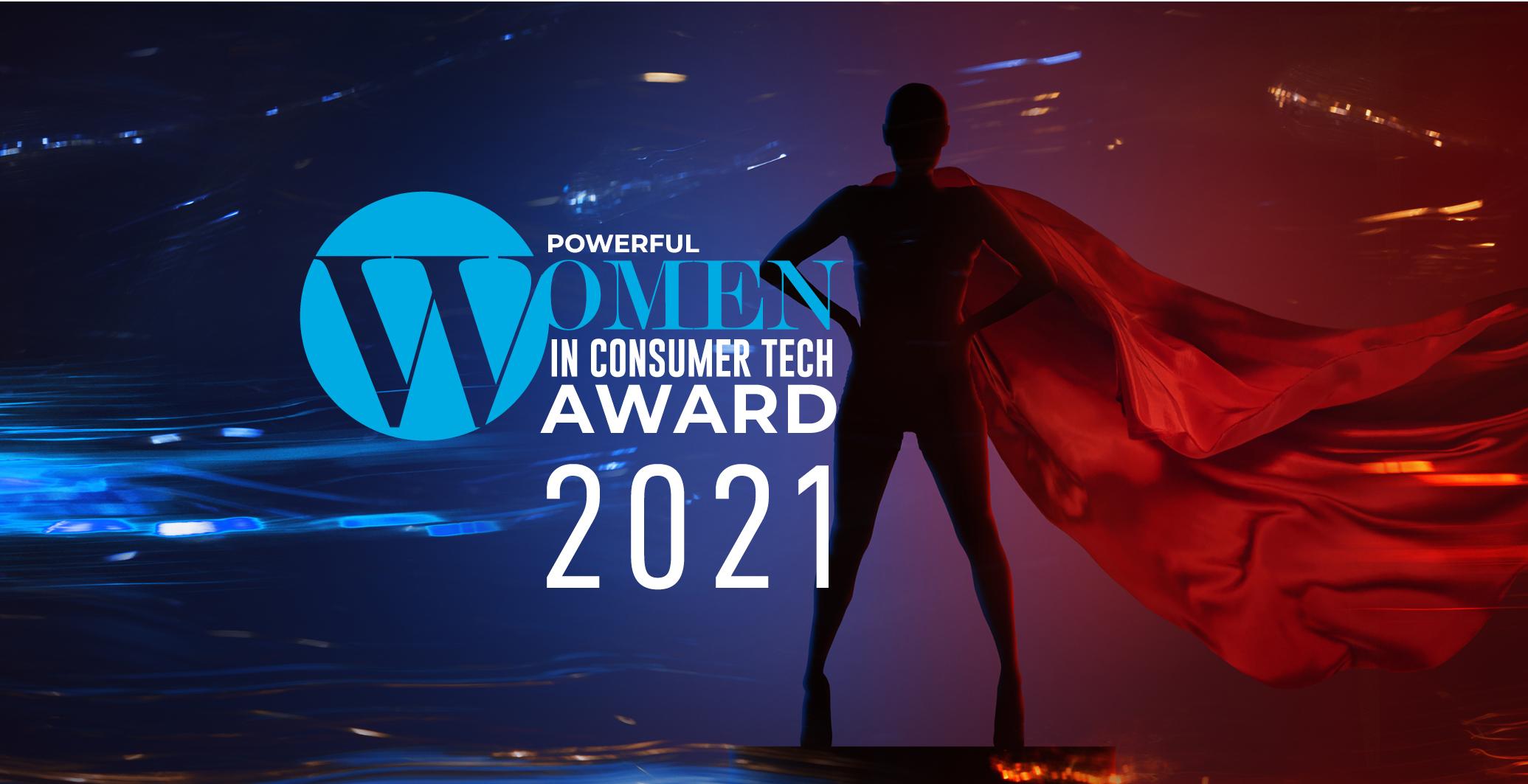 Most Powerful Women in CE Tech 2021