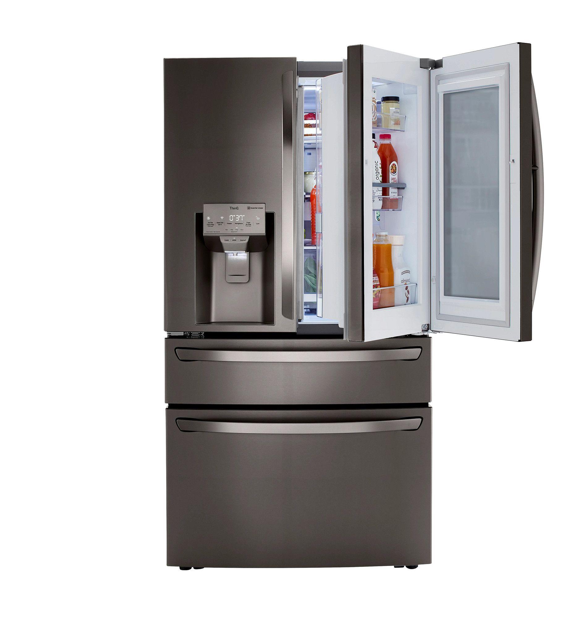Latest Refrigerator Technologies