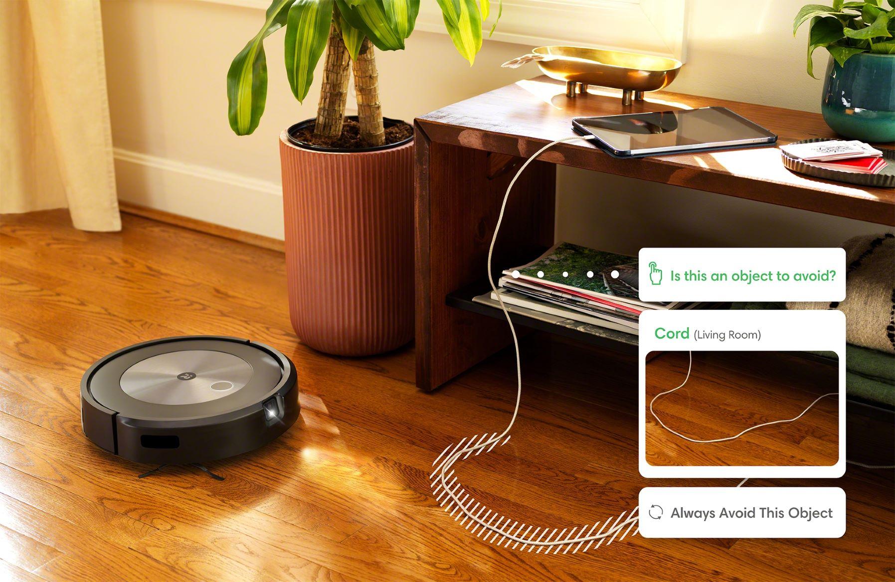 iRobot Roomba j7+ Robot Vacuum