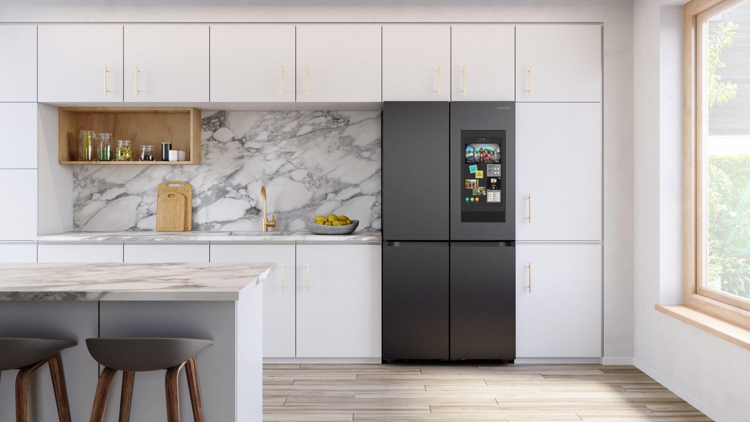 Latest Refrigerator Technologies Samsung