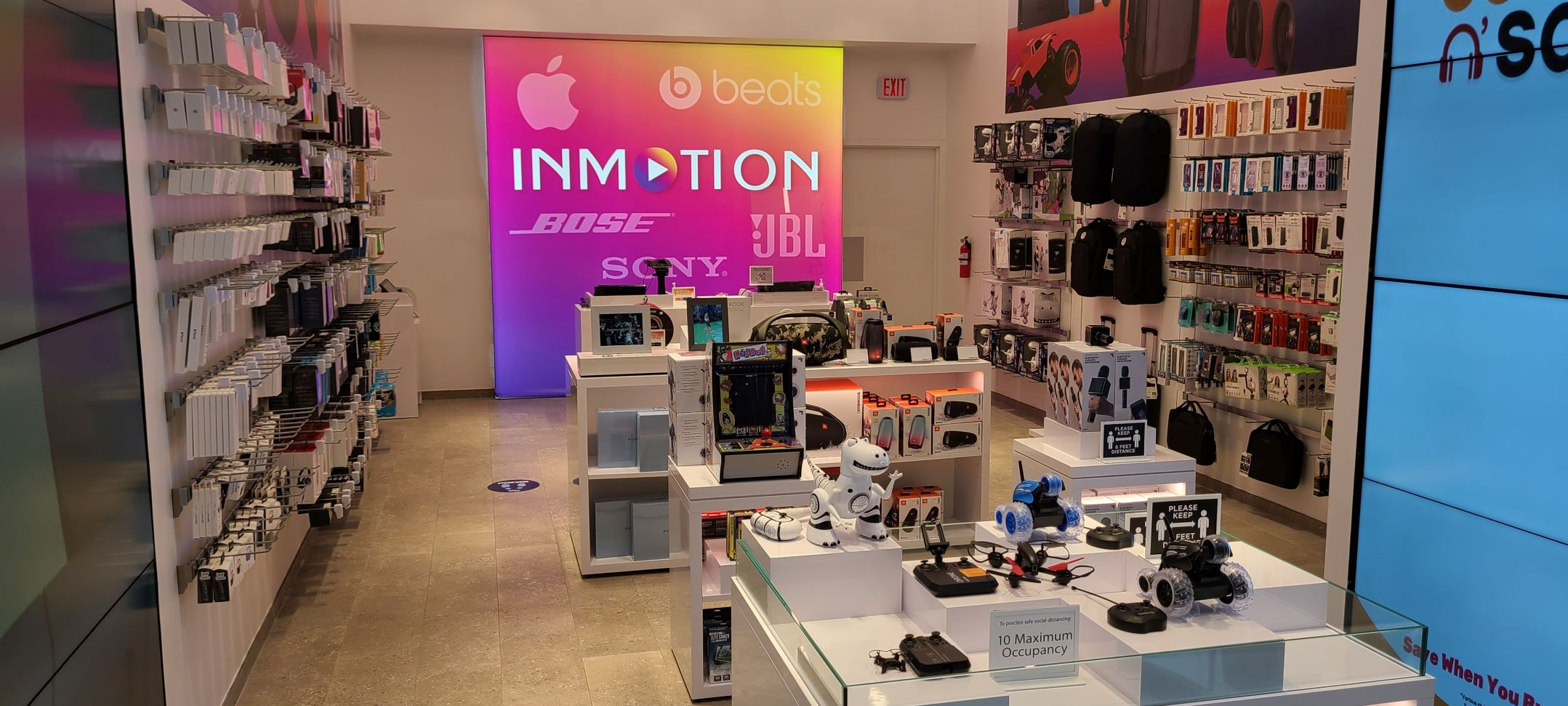 InMotion Stores Interview